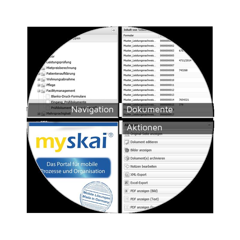 Webportal myskai®